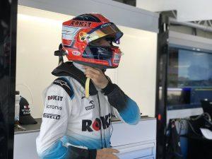 Robert Kubica GP Japonii 2019 F1