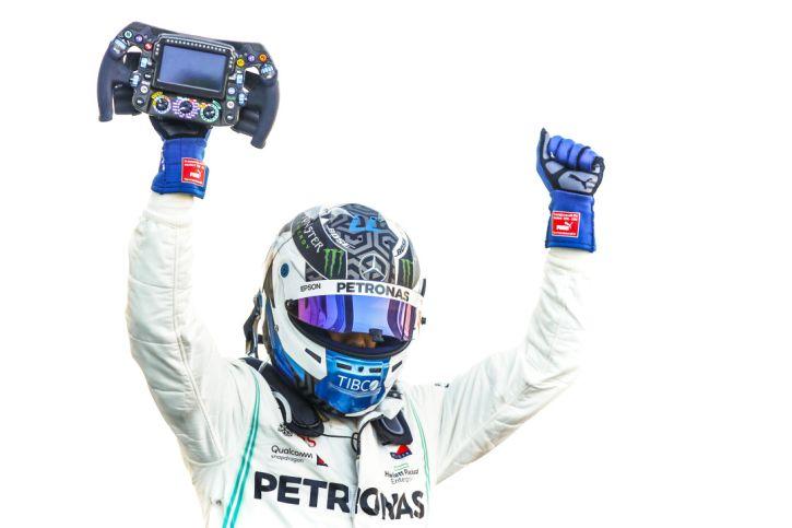 2019 Japanese Grand Prix, Sunday - Wolfgang Wilhelm