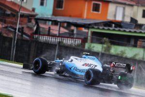 Nicholas Latifi Brazylia F1 2019
