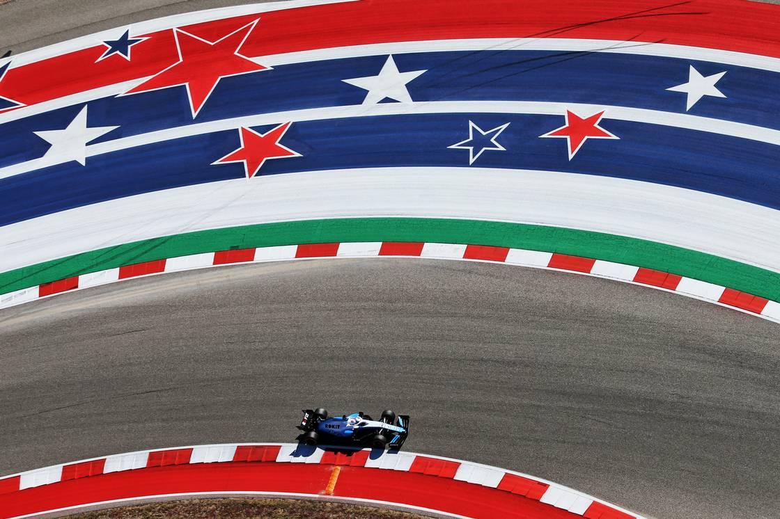 Motor Racing - Formula One World Championship - United States Grand Prix - Practice Day - Austin, USA
