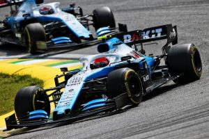 Robert Kubica Grand Prix Brazylii 2019 F1