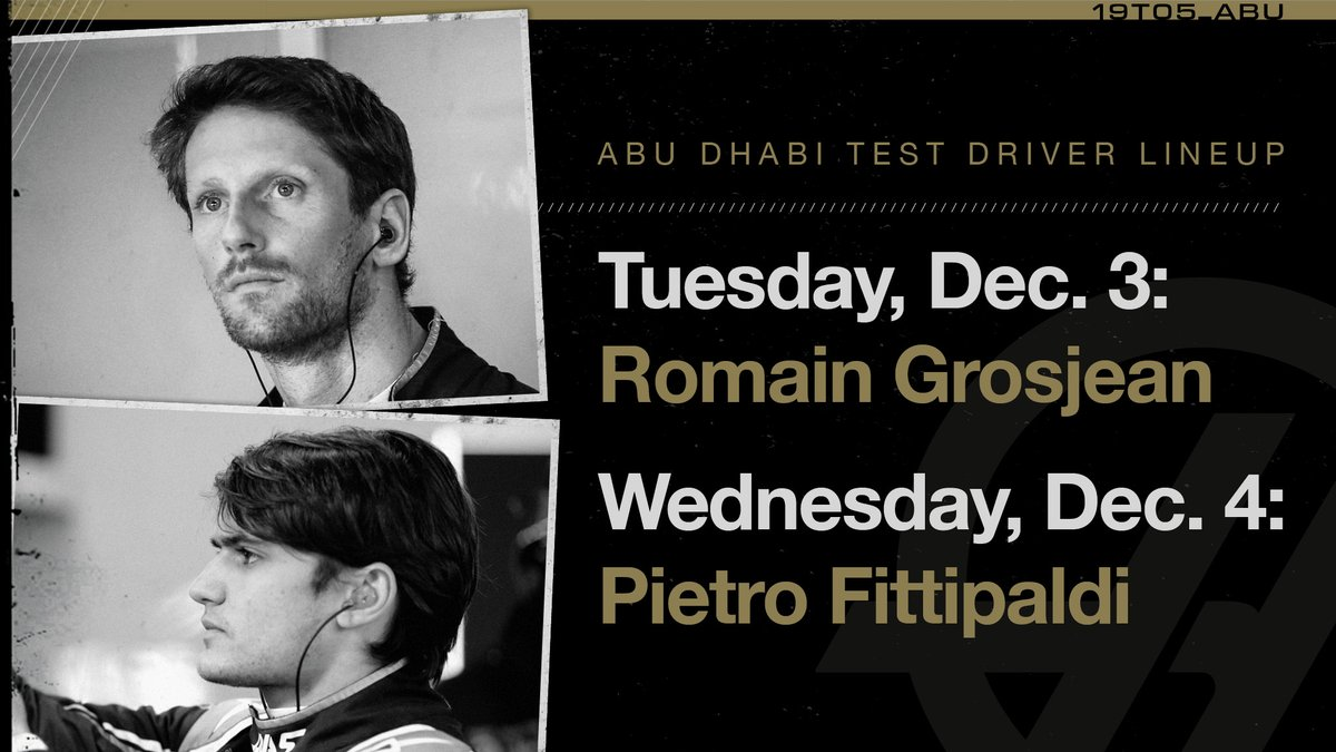 Grosjean i Fittipaldi potestują z Haasem