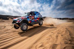 Kuba Przygoński Dakar