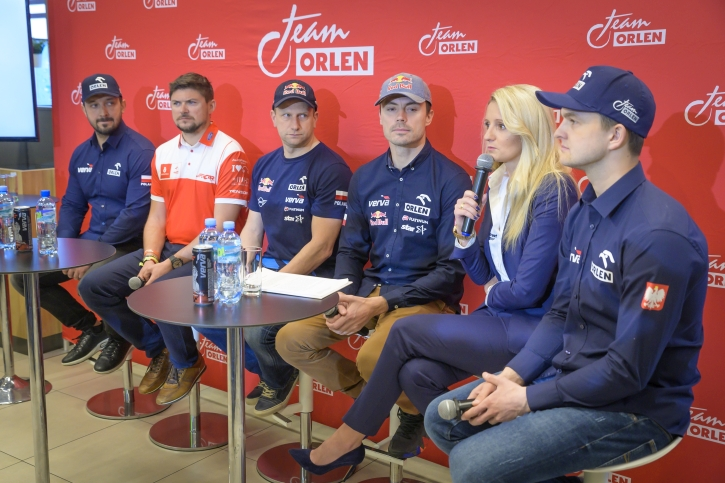 Orlen team podsumowanie Dakaru