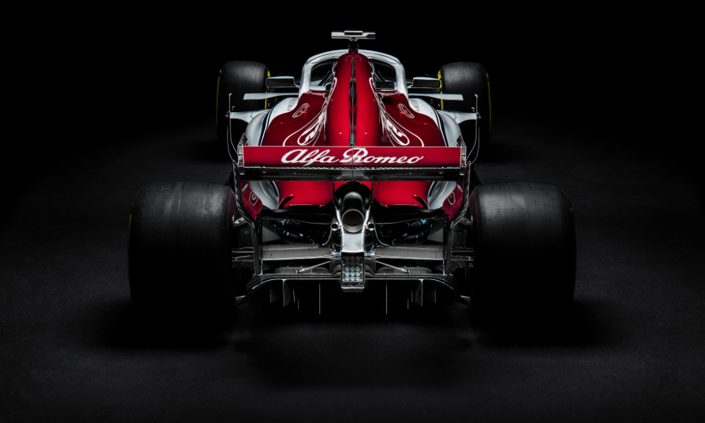 Prezentacja Alfa Romeo Racing Orlen F1
