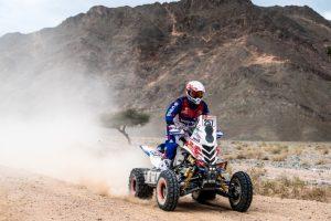 Rajd Dakar 4 etap