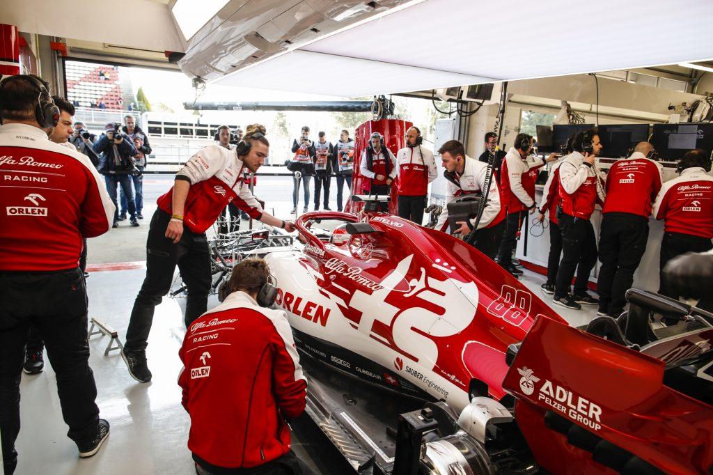F1 - PRE-SEASON TESTING 2020 - 2