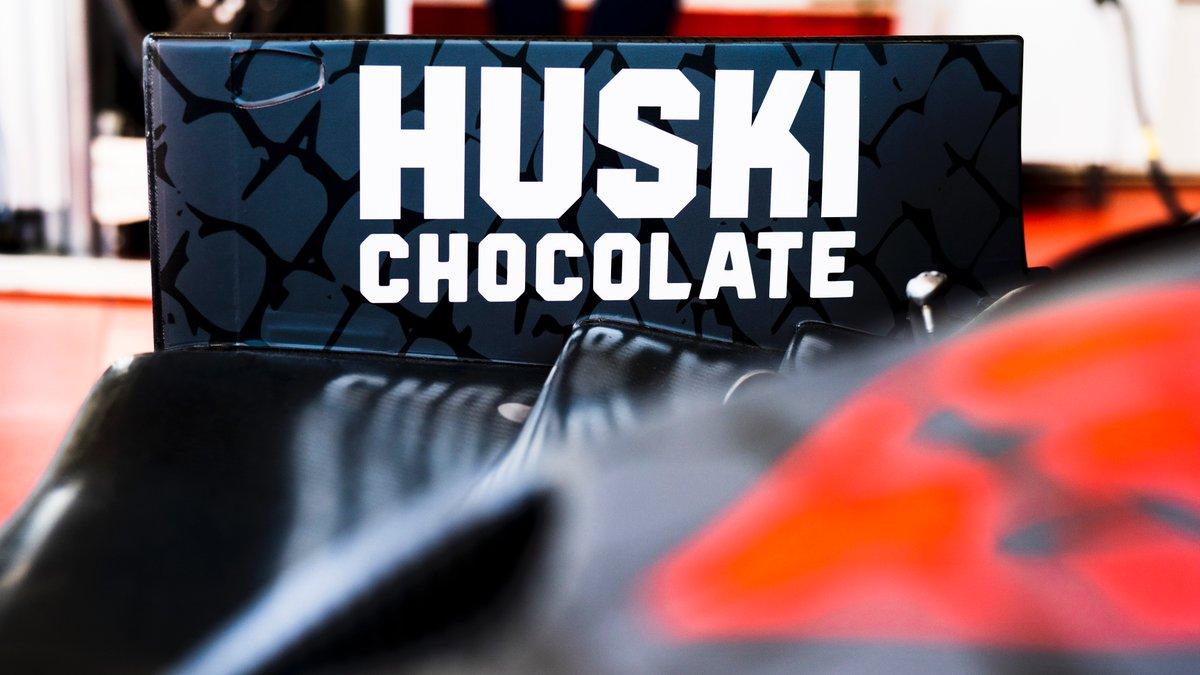 Huski chocolate alfa