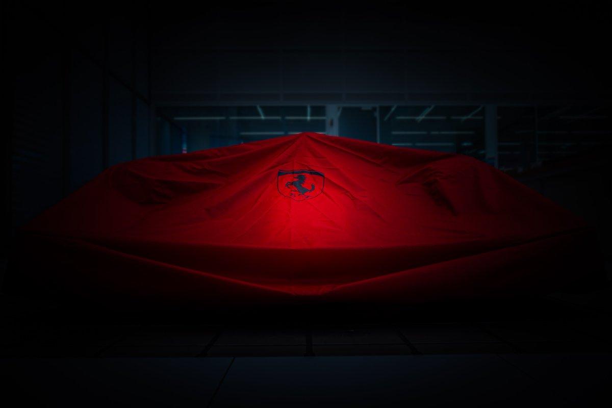 Ferrari prezentacja 2020