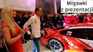 Kubica zaprezentował (1)