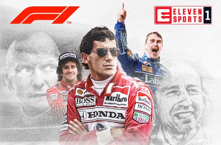 Kolejna Gratka Dla Kibicow F1 Od Eleven Sports Poznajemy Legendy Powrot Roberta Kubicy Do F1