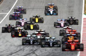 Red Bull RIng wyścig 2019