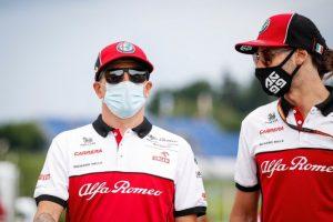 Alfa Romeo Racing Orlen Kimi Raikkonen
