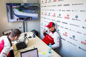 Kimi Raikkonen GP Austrii 2020