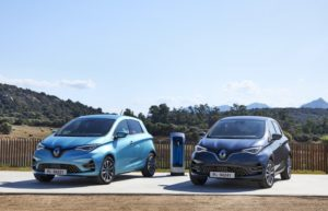 elektryki Renault