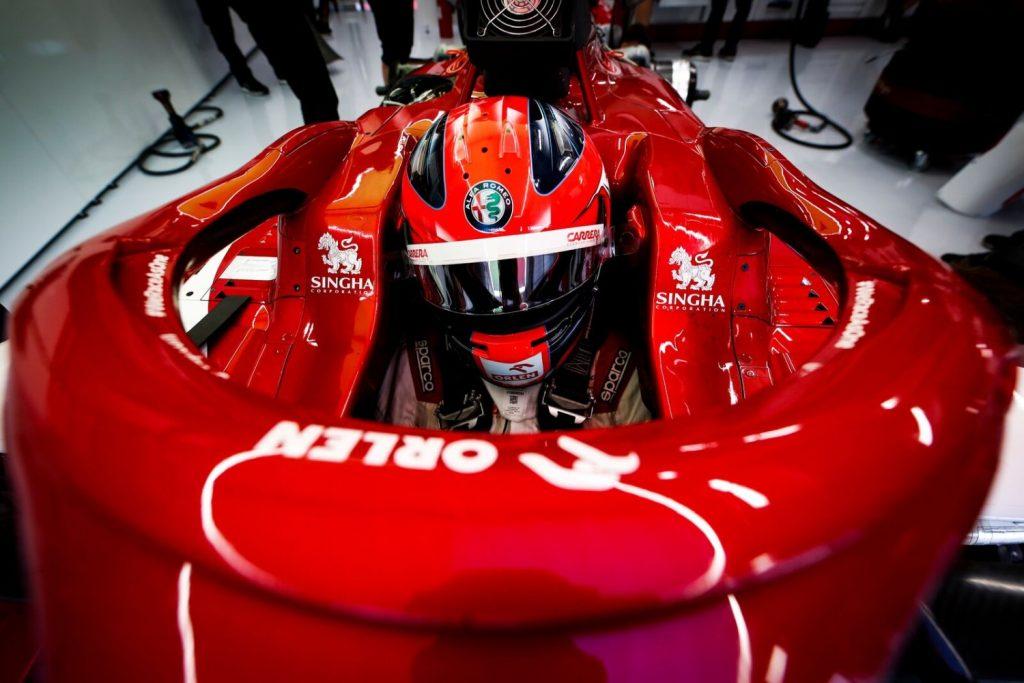 Kubica GP Węgier 2020