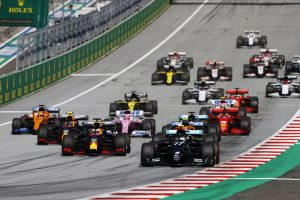 2020 Austrian Grand Prix, Sunday - LAT Images