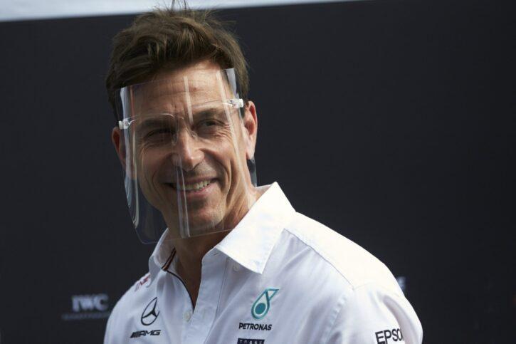 2020 Austrian Grand Prix, Friday - Steve Etherington