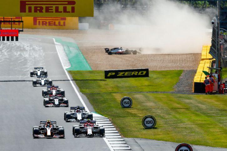 GP Wielkiej Brytanii wyscig