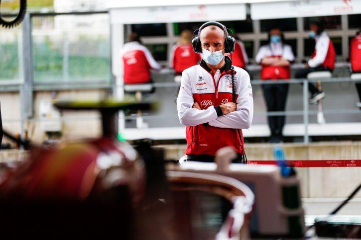 Robert Kubica Grand Prix Belgii 2020