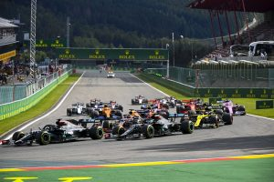 2020 Belgian Grand Prix, Sunday - LAT Images