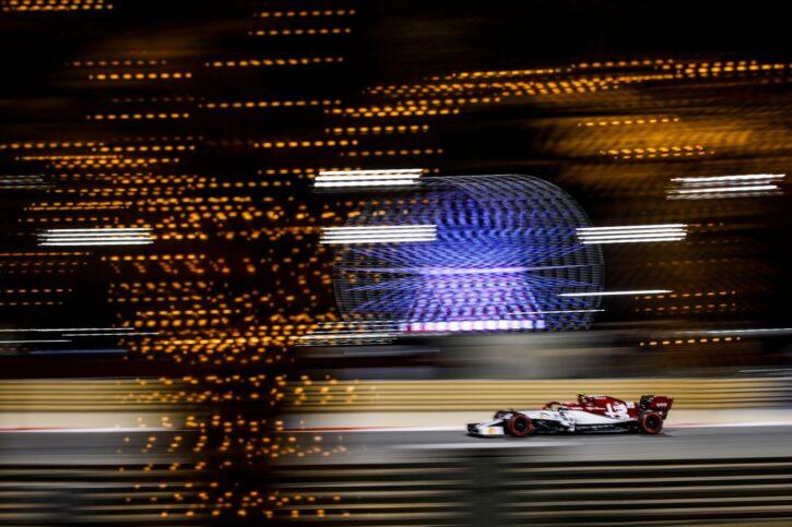 large-2019 Bahrain Grand Prix - Alfa Romeo Racing