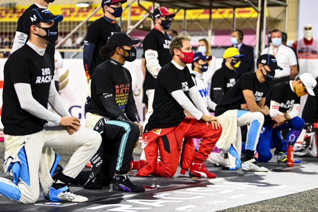 2020 Bahrain Grand Prix, Sunday - LAT Images
