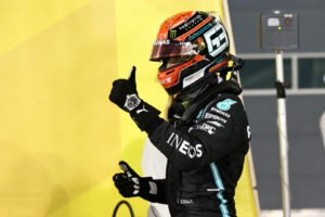 2020 Sakhir Grand Prix, Saturday – Steve Etherington