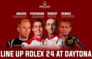 high class racing daytona 24h