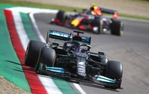 Mercedes Imola F1 2021