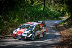 WRC Rajd Chorwacji 2021