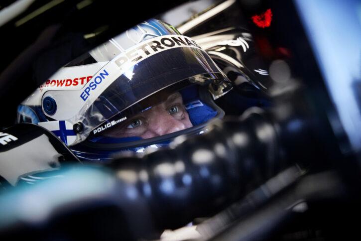 2021 Azerbaijan Grand Prix, Friday - Steve Etherington