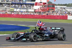 2021 British Grand Prix, Sunday - Jiri Krenek