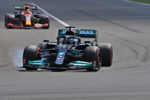 2021 Hungarian Grand Prix, Saturday - Wolfgang Wilhelm