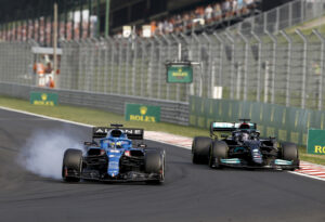 2021 Hungarian Grand Prix, Sunday - Jiri Krenek